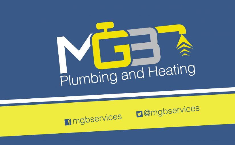 MGB Plumbing and Heating Logo