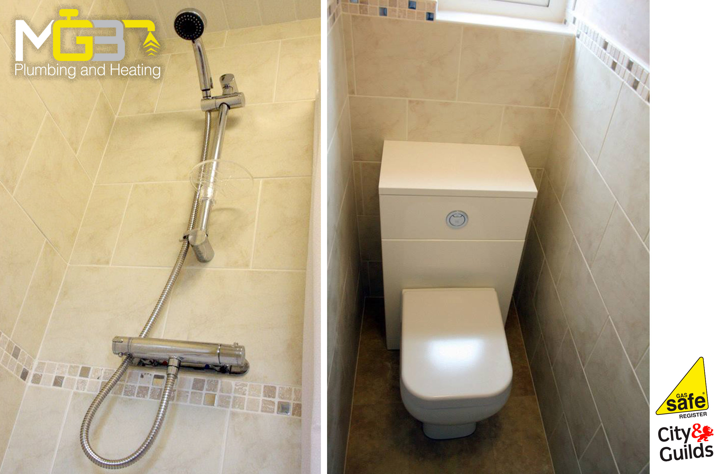 Bathroom Image Fitted by MGBPlumbing and Heating