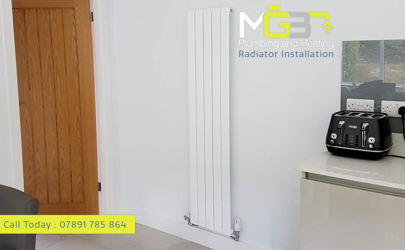 Radiator Installation | Rochdale and Bury