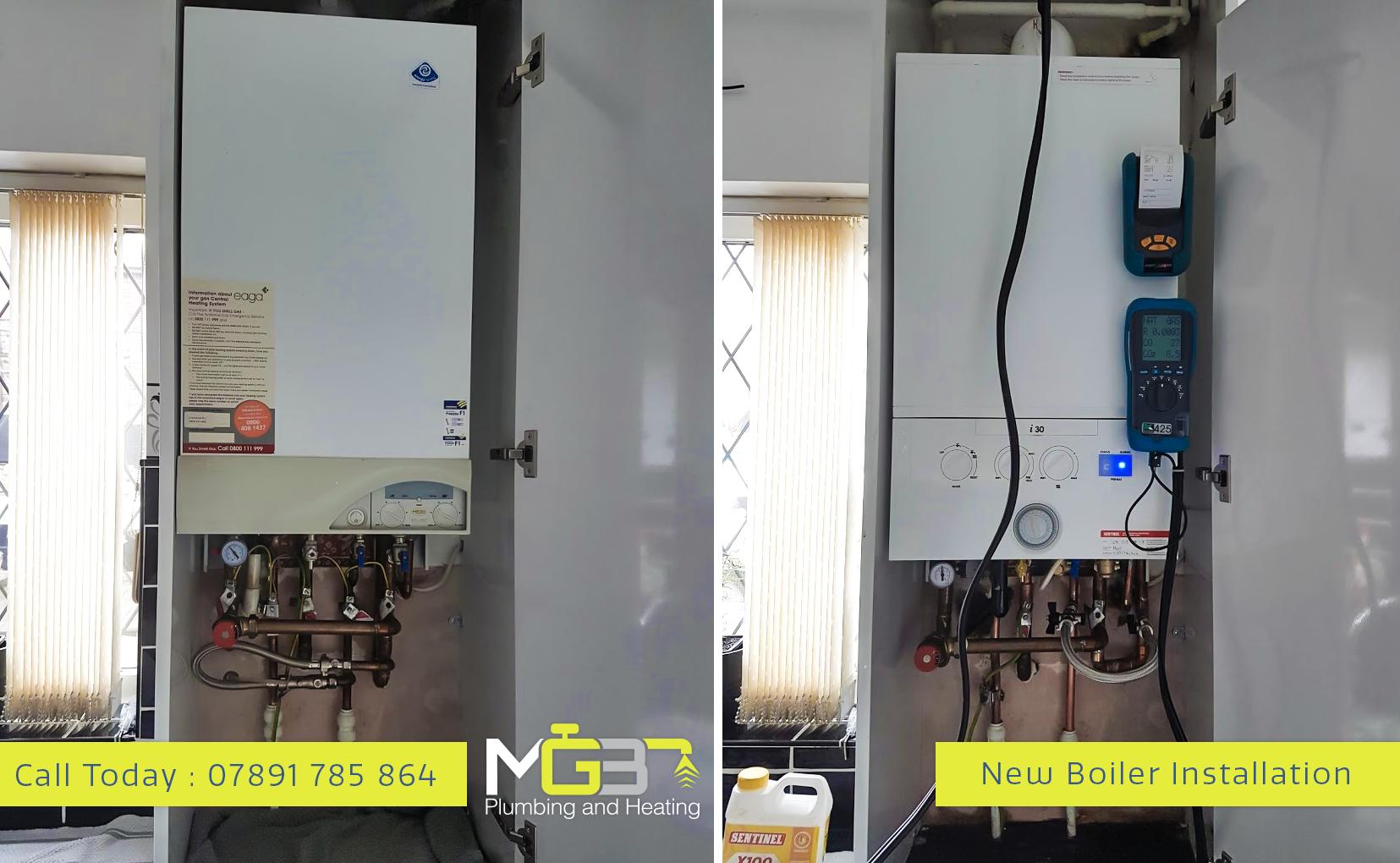 New Boiler Installation | Rochdale | Bury